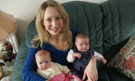 Natalie Smith and the twins
