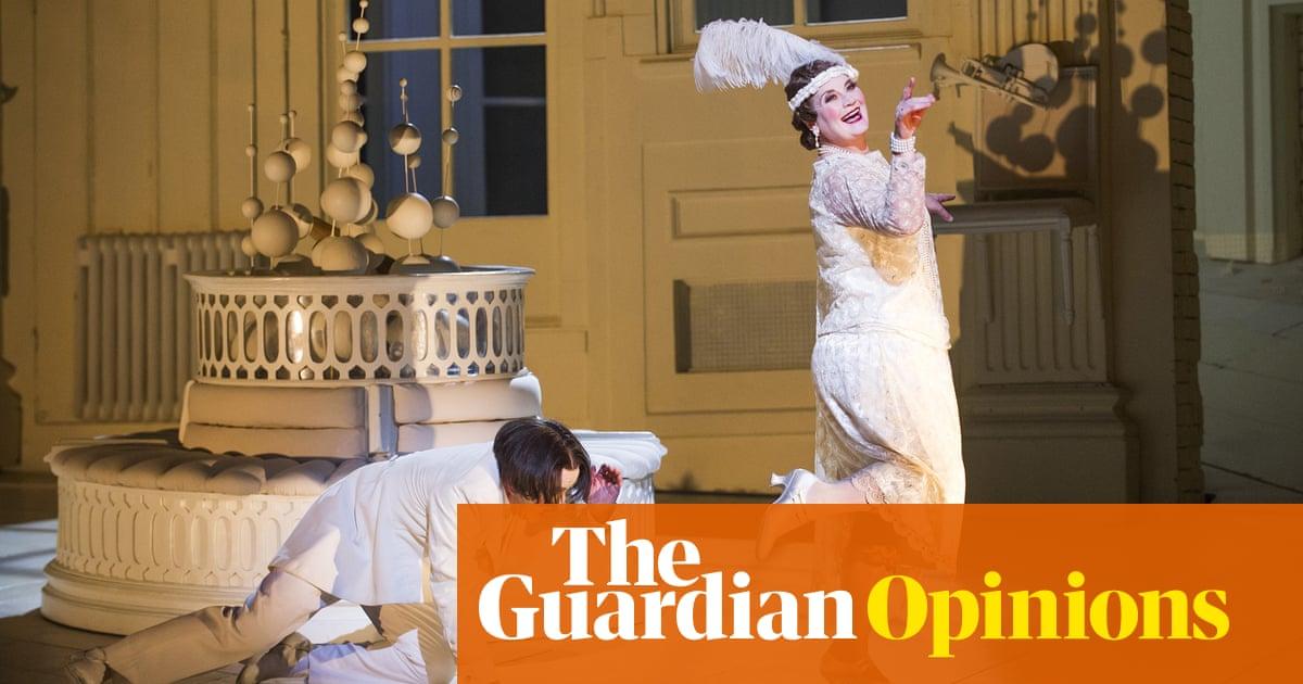 Gilbert and Sullivan: are their women a joke too far
