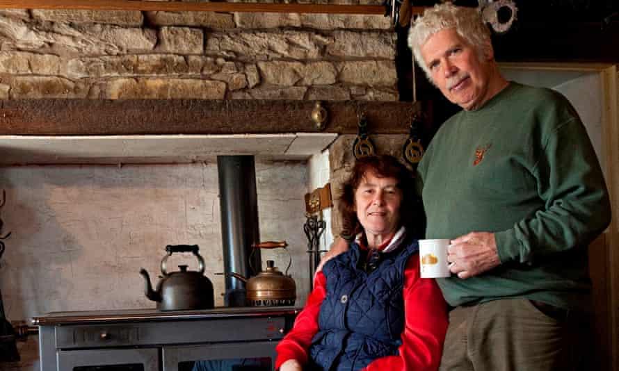 Lesley and Harry Smith-Fenton