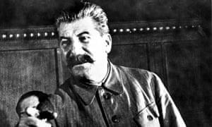 Angry Stalin