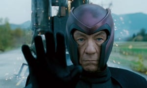 Ian McKellen as Magneto