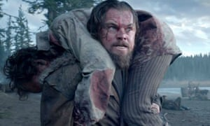 No more poor Leo ... can the actor break his Oscar curse with his performance in The Revenant?