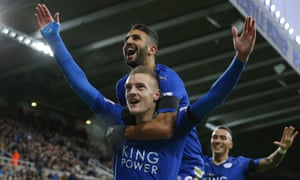 Jamie Vardy's having a party, albeit hopefully not in a casino.