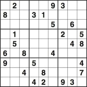sudoku 3292