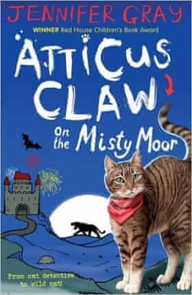 Atticus Claw on the Misty Moor by Jennifer Gray