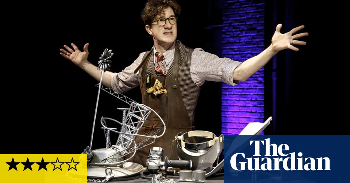 Important Hats Of The Twentieth Century Review Cap Doesn T Quite Fit Broadway The Guardian