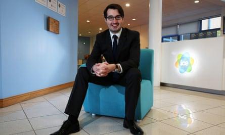 Gareth Jones from Welsh ICE