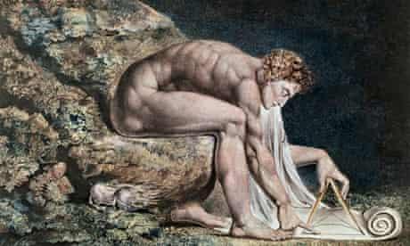 Newton William Blake