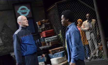 Setting the ball rolling … Refugee Boy at West Yorkshire Playhouse.