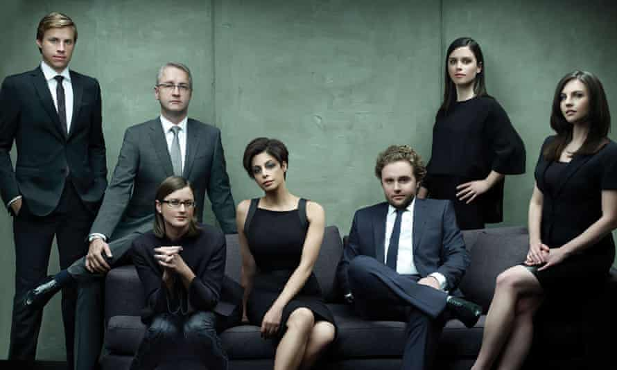 Marie Henein hired an advertising agency to promote her firm.