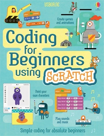 Coding for Beginners Using Scratch.