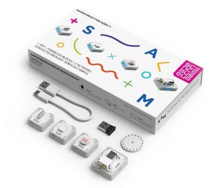 SAM Science Museum Inventor Kit