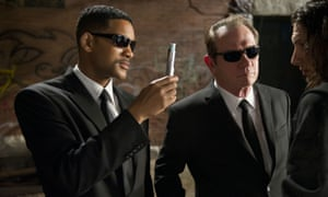 New Men In Black Film Will Feature A Woman In Black Film