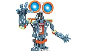 Meccano Meccanoid G15 KS Robot.