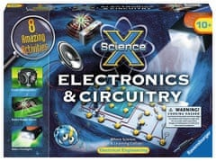 Ravensburger Science X Electronics and Circuitry