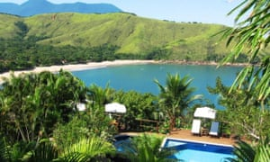 Ilha de Toque Toque in Brazil