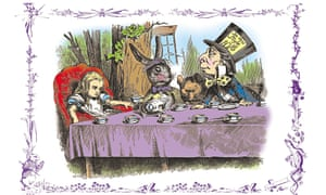 Alice in Wonderland: A Mad Tea Party