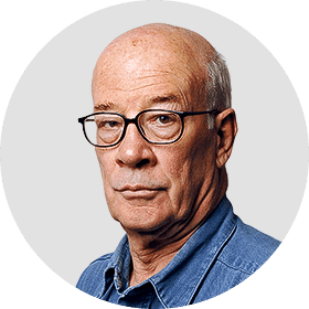 Martin Woollacott circular byline