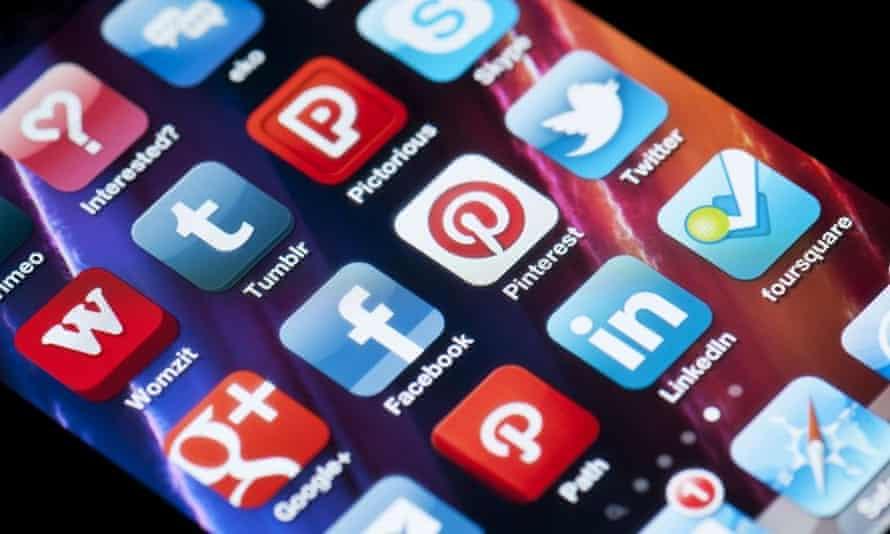 Social media masterclass.