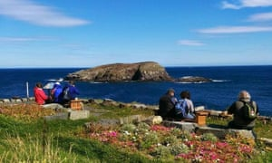 Roots, Rants, and Roars festival, Elliston, Newfoundland