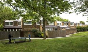 cressingham gardens estate london.