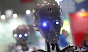 Robots: more than just glowing eyes and 'evil intent to destroy humanity'