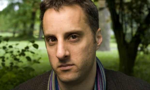 The writer Adam Foulds