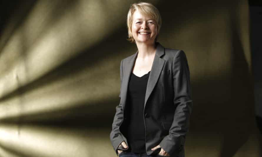 The writer Sarah Waters