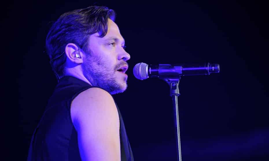 Will Young at Brighton Centre