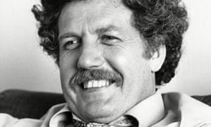 Colin Welland in 1978.