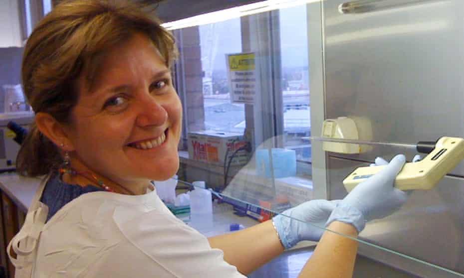 Dr Marguerite Evans-Galea, senior genetics researcher