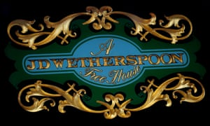 Wetherspoon warns profits could be lower this year.