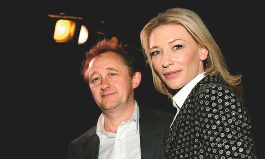 Cate Blanchett and her husband, Andrew Upton