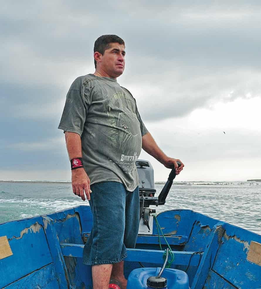 missing fisherman Salvador Alvarenga back home in El Salvador in June 2015