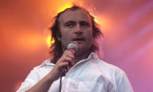 Phil Collins: 'Bruce and Michael Jackson are the stars  I