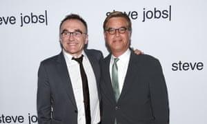 Sorkin and Steve Jobs director Danny Boyle.