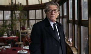 John Hurt as Tom in The Last Panthers