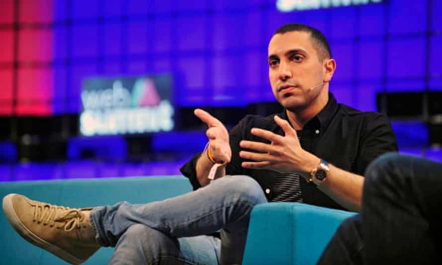 Tinder CEO Sean Rad: 'You're not going to remember the photo you saw on Snapchat two hours ago'