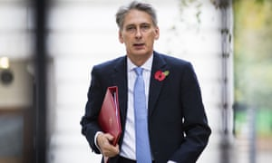 Britain's Secretary of State for Foreign and Commonwealth Affairs, Philip Hammond, arriving for a cabinet meeting on Tuesday.