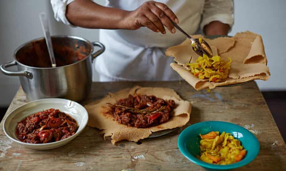 Mazi Mas Ethiopian beef stew