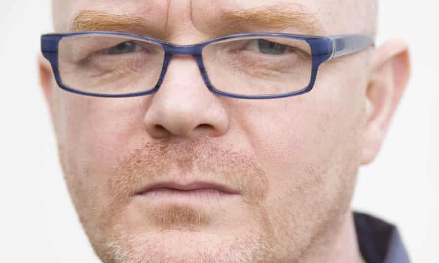 The writer Andrew Cowan
