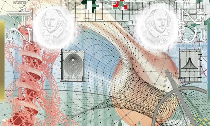 Design blunders … The new 'Creative United Kingdom' passport features two Carbuncle Cup-nominated projects, including the ArcelorMittal Orbit.