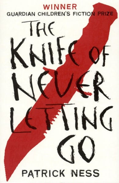 Image result for The Knife of Never Letting Go by Patrick Ness