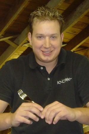 """Mike Miller, """"the Knork dork""""."""
