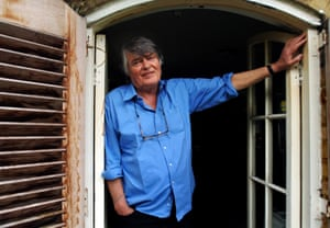 Simon Gray in 2007.