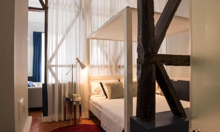 Bedroom at Casa Amora, Lisbon