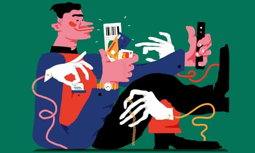Online blunders illustration