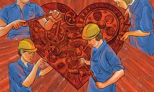 Emotional labor feminism