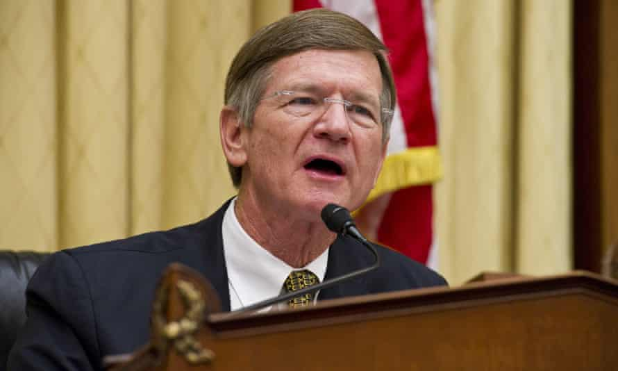 Lamar Smith, R-Texas, chairman of the the House Committee on Science, Space, and Technology.