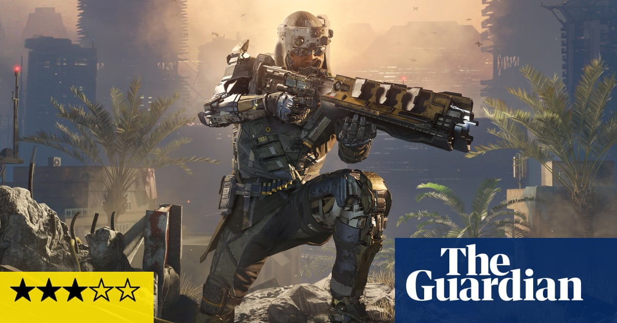 Call Of Duty Black Ops 3 Review Plenty To See But Nothing To Shock Games The Guardian